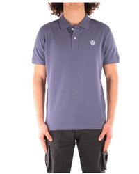 North Sails - 692240 Short sleeves Polo - Lyst