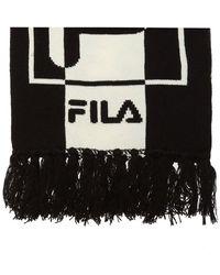Fila Écharpe logo - Noir