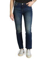 Armani Exchange Jeans 3zyj43_y2kcz - Blauw