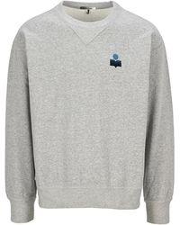Isabel Marant Knitwear 21psw005721p029h - Grijs