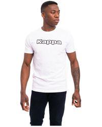 Kappa T-shirt - Wit