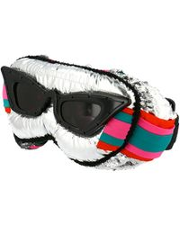 Kuboraum Sunglasses Y7 Eyecouture Mask Negro