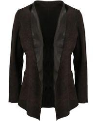 Salvatore Santoro - Leather Jacket - Lyst