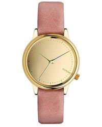 Komono Watch - W2870 - Rosa
