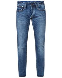 Denham Jeans 01-17-05-11-036 - Blauw