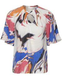 Inwear Haziniiw Rinda Bluser 30106574 - Naturel