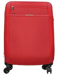 Samsonite 80d*004 Middle Bag - Rood