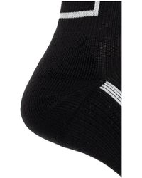Y-3 Socks with logo - Noir