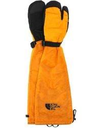 MM6 by Maison Martin Margiela Gloves - Oranje