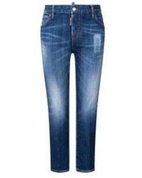 DSquared² Trousers - Blu
