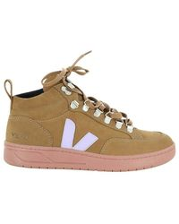 Veja High Top Trainers - Bruin