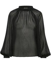 Inwear 30105829 Genetteiw Blouse - Zwart