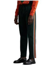 GANT Royal Crest Pants - Zwart