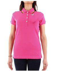 K-Way K111nyw Short Sleeves Polo - Roze