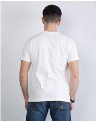 Roy Rogers T-shirt logo - Blanc