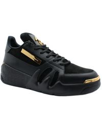 Giuseppe Zanotti Talon Sneakers - Zwart