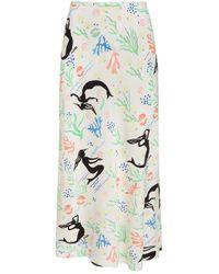 RIXO London Skirt - Wit