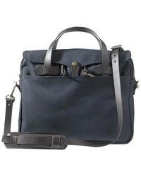 Filson Briefcase - Bleu