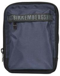 Bikkembergs Bandolera D0616 - Blauw