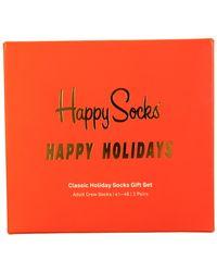 Happy Socks Underwear - Rood