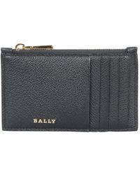 Bally Landy Card Holder - Noir