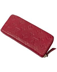 Louis Vuitton Clemence - Rosso