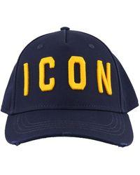 DSquared² Hat - Blauw