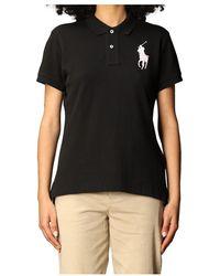 Ralph Lauren Polo T-shirt - Noir