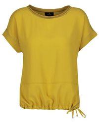 Monari Shirt - Geel