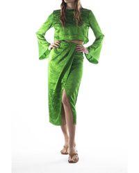 ANDAMANE Skirt Verde