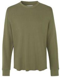 Samsøe & Samsøe Parmo sweater m202000007 - Vert