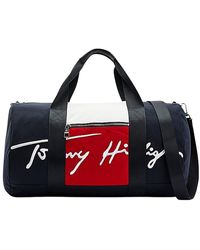 Tommy Hilfiger Bag Am0am07380 - Blauw