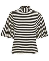 Inwear 30106021 Blouse - Zwart