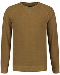 Dstrezzed Pullover 211346 - Geel