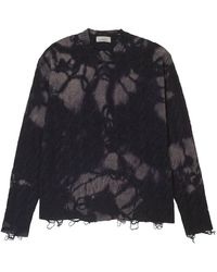Laneus Sweatshirt - Noir