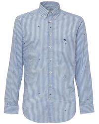 Etro Shirt - Bleu