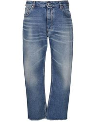 MM6 by Maison Martin Margiela Jeans - Blauw