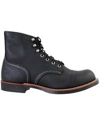 Red Wing Boots - Nero