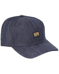 G-Star RAW Cap - Blauw