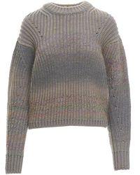 Acne Studios Sweater - Naturel