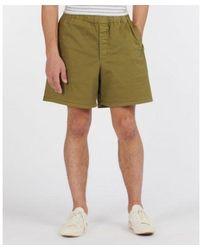 Barbour Dillon Shorts Verde