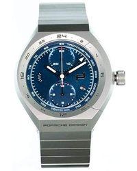 Porsche Design GMT watch - Noir