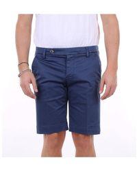 Entre Amis P208958238l17 Bermuda Shorts - Blauw