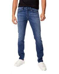 Gas Slim Fit Jeans - Blauw