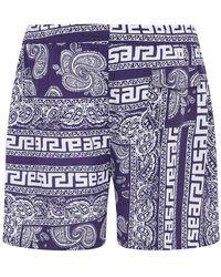 Aries Shorts Azul