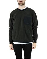 WOOD WOOD Pile Sweatshirt Sweatshirt - Groen