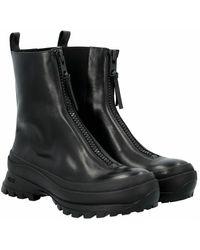 Jil Sander Shoes Negro