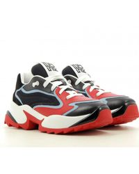 Sergio Rossi Baskets Extreme - A86730 Rojo