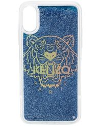 KENZO Fa5cokifxtli69 Phone Cover - Blauw