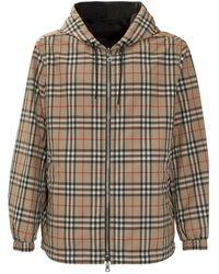 Burberry Reversible Jacket - Naturel